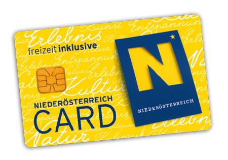Niederösterreich Card 2017