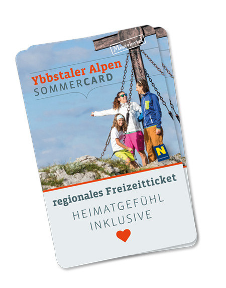 Ybbstaler Alpen Sommercard